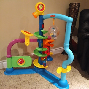 Fisher Price Cruise & Groove Ballapalooza Play Set