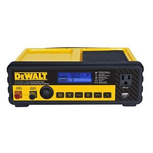 Dewalt 30 Amp Car Charger with 80 amp boost Brand New