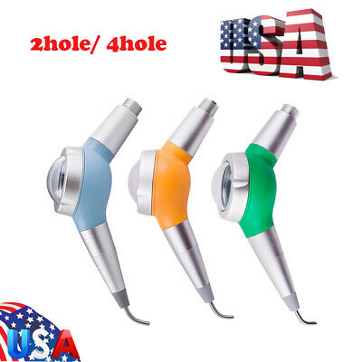 Luxury Dental Air Flow Polisher Polishing Handpiece Hygiene Prophy Jet 24hole A