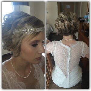 Hairstylist for your wedding day! London Ontario image 3