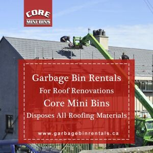 Mini Bin Rental and outstanding Garbage Removal Services Ontario