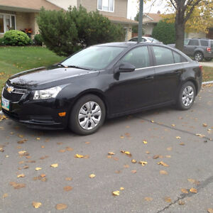 Lease Takeover - 2014 Chevrolet Cruze