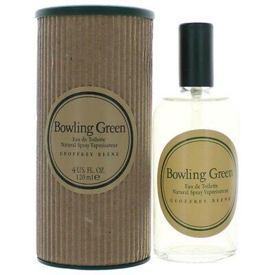 Men Bowling Green By Geoffrey Beene Eau De Toilette Spray 4 0 Oz   120 Ml New
