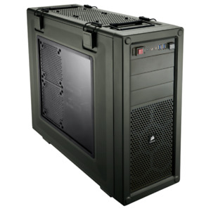 VENGEANCE C70 Mid-Tower Gaming Case - Military Green