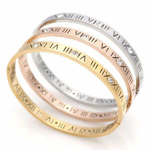**BRAND NEW** Roman Numerals Bracelet Laser Cut HIGH QUALITY!! Kitchener / Waterloo Kitchener Area image 3