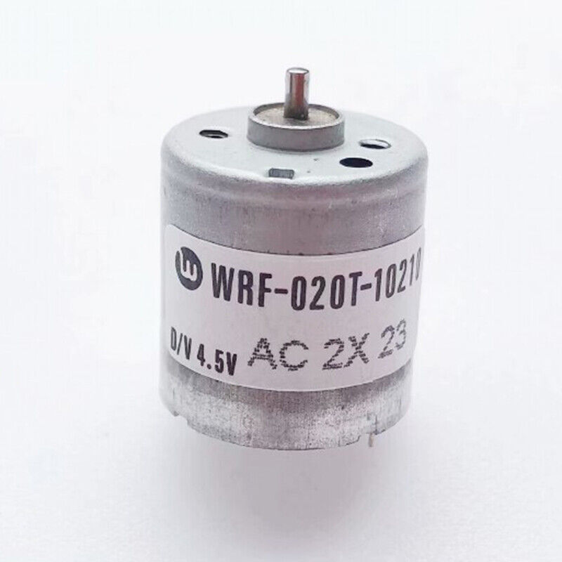 RF-020T-10210 DC 2V-5V 4.5V 12600RPM High Speed Micro Mini 17mm Electric Motor
