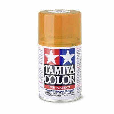 Tamiya 85073 Couleur TS-73 Orange Transparent / Brillant 100ml Spray Neuf °