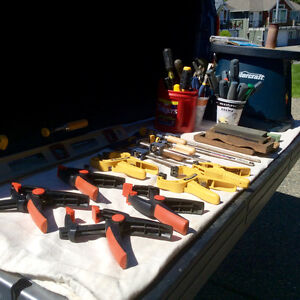 Various tools - all for $70.00 or broken down into into 2 groups
