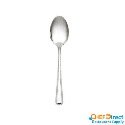48 Pcs Restaurant Quality Stainless Steel Table Spoon Flatware Jewel