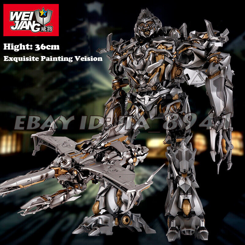 WJ Transformers T-08  MPM08 Decepticons Megatron actions figure in stock