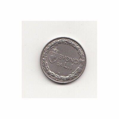 Italien 1 Lira 1924 R  Nr.4/13/16