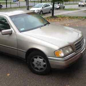 1997 Mercedes-Benz C-Class Other