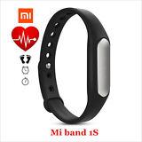 Original Xiaomi Mi Band 1S Miband Heart Rate Monitor Smartband Fitness Tracker