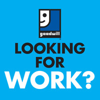 Looking for work?  The Goodwill Career Centre can help.