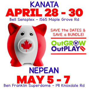 Kanata Baby + Kid's Sale Event of the Season!