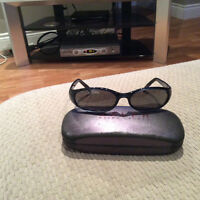 Vintage Pair of Ralph Lauren Women's Sunglasses Made in Italy