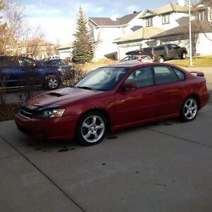 2005 Subaru Legacy GT Turbo Limited