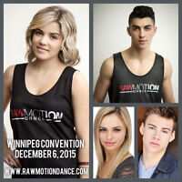 Dance with the cast of The Next Step!