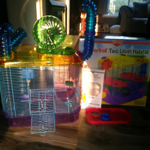 Brand new good condition mice or hamster cage