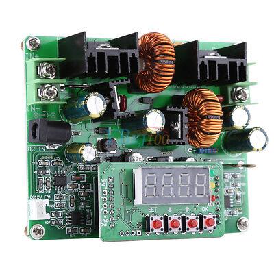 Dc-dc 38v Digital Boost Buck Converter Step-up Step-down Power Supply Module New