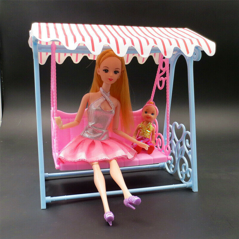 Furniture Garden Swing Set Plastic Vintage Sofa Play Toy Accessories For Child