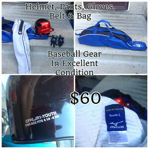 Youth Baseball Gear