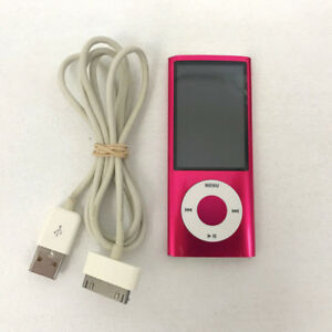8GB iPod Nano 5th Generation ( Pink )