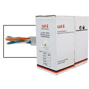 Cat6 Cable Bulk - 1000ft
