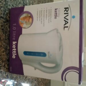 Rival 1.0 Litre Kettle - New Kitchener / Waterloo Kitchener Area image 2