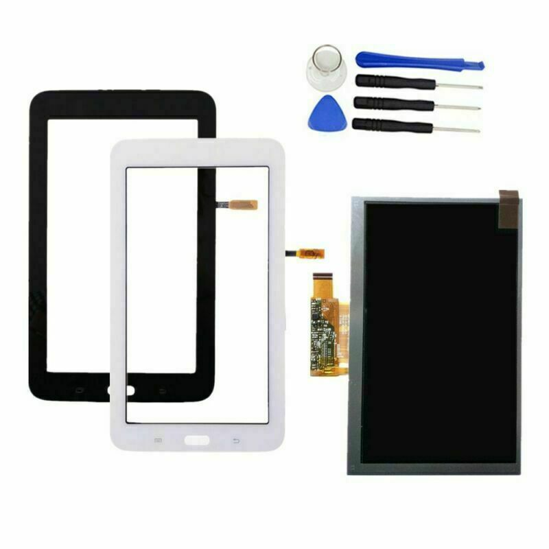 "NEW LCD+Touch Screen Digitizer For Samsung Galaxy Tab E Lite 7.0"" SM-T113 QC"