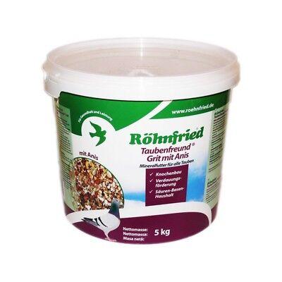 Rohnfried Taubenfreund Grit mit Anis Minerals for racing pigeons 5kg