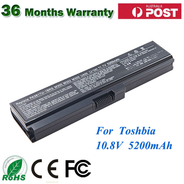 Laptop Battery PA3817U-1BRS PABAS228 for Toshiba Satellite L750 L750D