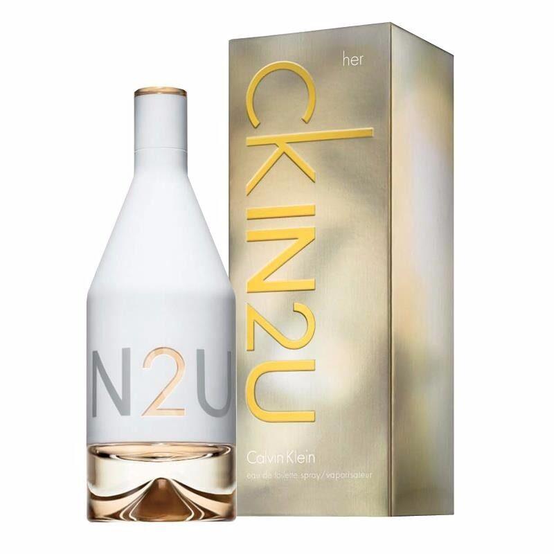 Calvin Klein in2u for her Perfume