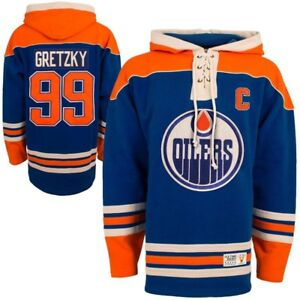Wayne Gretzky Heavyweight Jersey Lacer Hoodie at JJ Sports!