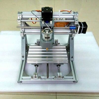 3 Axis Engraver Machine Milling Wood Plastic Soft-metal Carving Engraving Kit