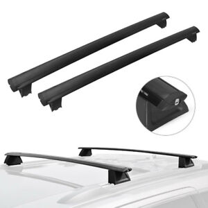 Black Roof Rack Cargo Carrier for Jeep Grand Cherokee 2011-2018