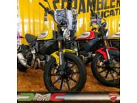 *NEW* Ducati Scrambler Icon FREE Termignoni Exhaust + Just 3% APR Red Or Yellow