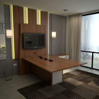Photo realistic 3D renderings and modelling