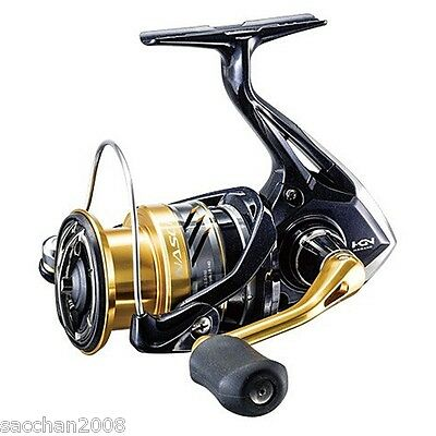 SHIMANO 16 NASCI 2500 Spinning Reel X-SHIP from Japan New (Sale 6)