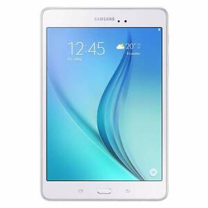Samsung Galaxy Tab A 8.0 LTE 16GB (White) $450 RRP BNIB Mount Lawley Stirling Area Preview