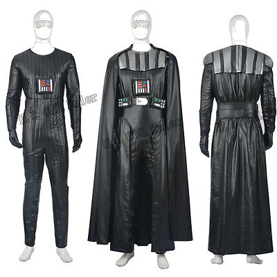 High-quality Star Wars Darth Vader Cosplay Costume Customized Suit Hallowmas](High Quality Star Wars Costumes)