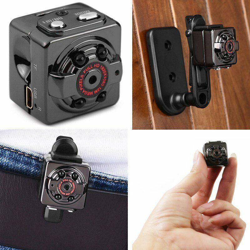 Mini Hidden Camera Wireless HD 1080P Digital Video Motion Ac