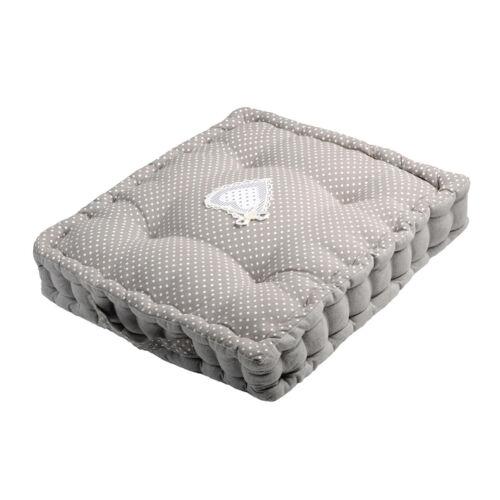 Cuscino da pavimento con manico Art. Verone 2 - 45x45 cm Q727