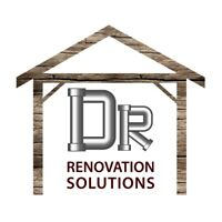 Licensed Plumber and Gas Fitter - DR Renovation Solutions