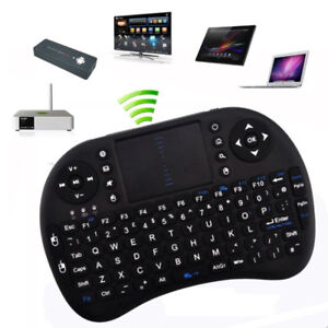 Mini Wireless Keyboard Mouse for Smart TV PC Android TV BOX