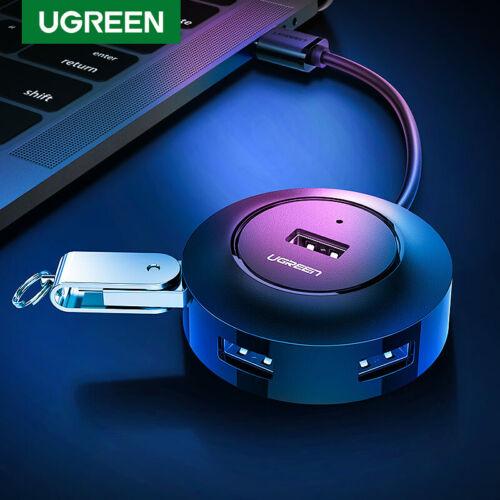 UGREEN USB HUB 4Port Host OTG Hub With Micro USB Power Inter
