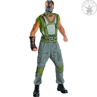 RUB 3880670 Lizenz Herren Kostüm Bane Deluxe aus Batman Karneval Fashing