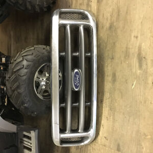 2002 ford f 350 grill