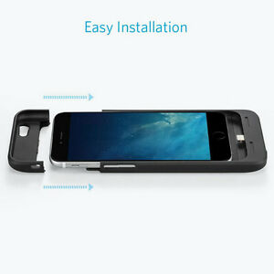 Phone 6 6S Battery Case, Anker Ultra Slim Extended Battery Case Cambridge Kitchener Area image 4