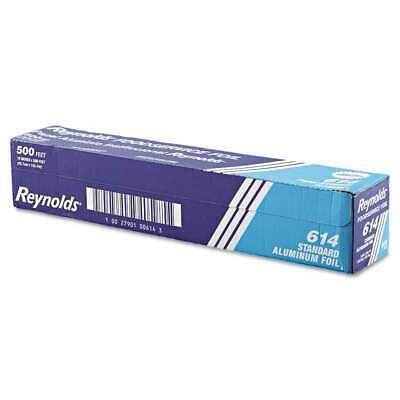 Reynolds Wrap Standard Aluminum Foil Roll 18 X 500 Ft Silver 027901006146